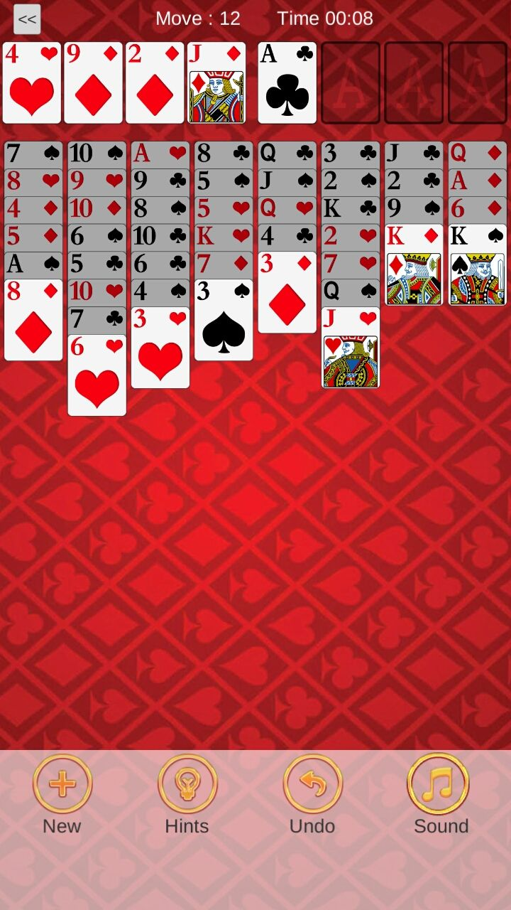 The best classic and popular card game. The 1 Solitaire