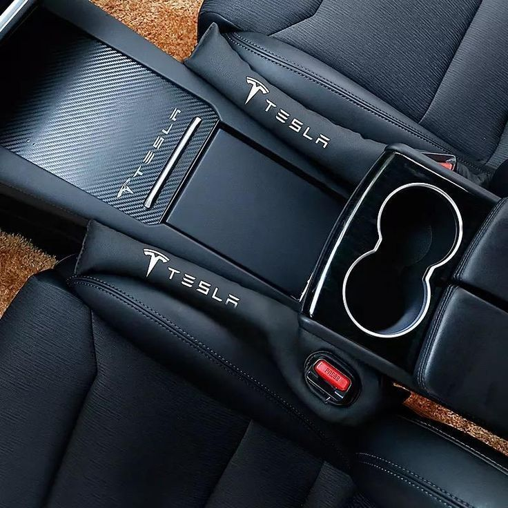 Tesla car seat drop stop gap filler for model xmodel s