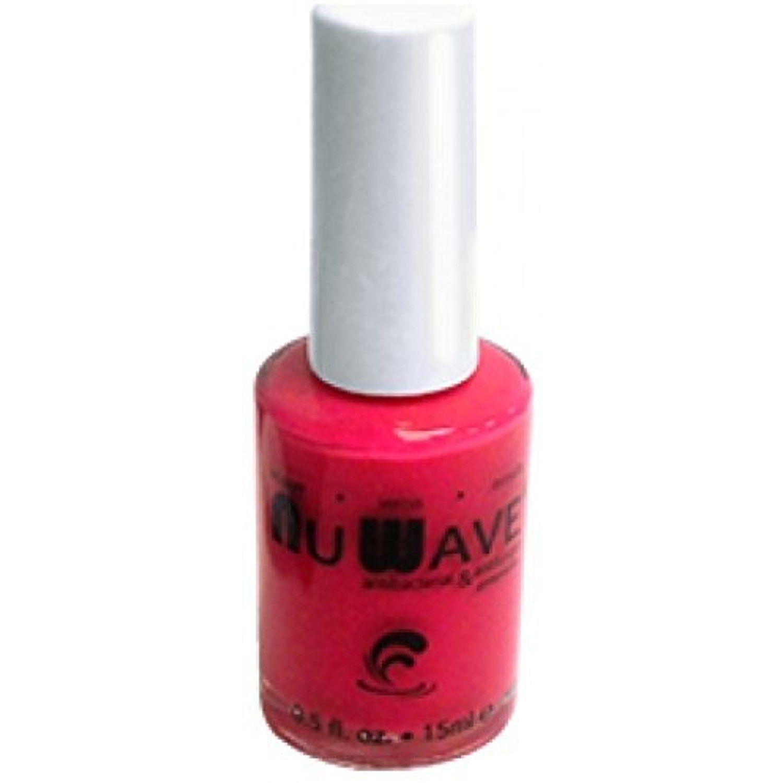 Nu Wave Nail Polish, Antifungal, Shiny Hot Pink, NW-A15L, .5 Fl. Oz ...