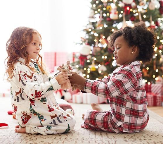 Morgan Plaid Flannel Pajama Flannel Pajamas Family
