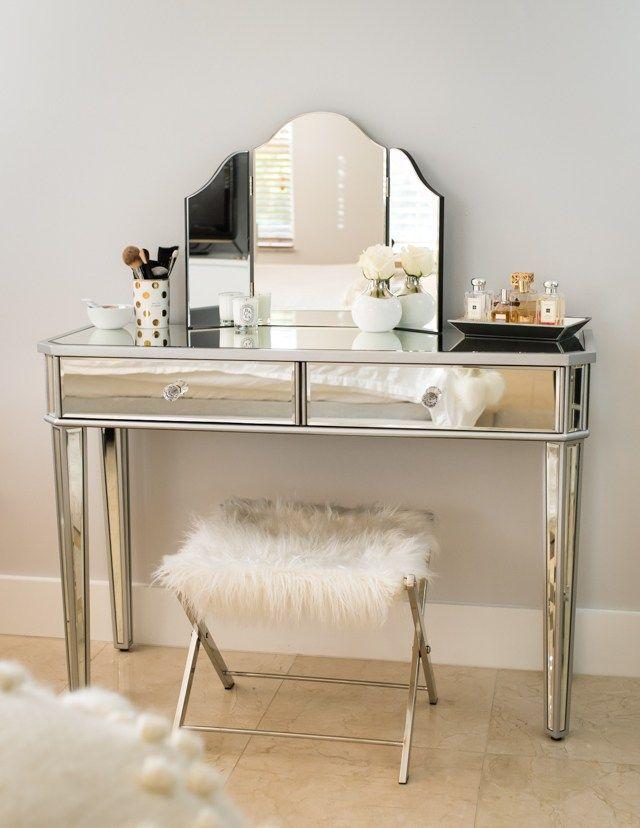 Bedroom Reveal Bedroom Vanity Set Bedroom Makeup Vanity Vanity