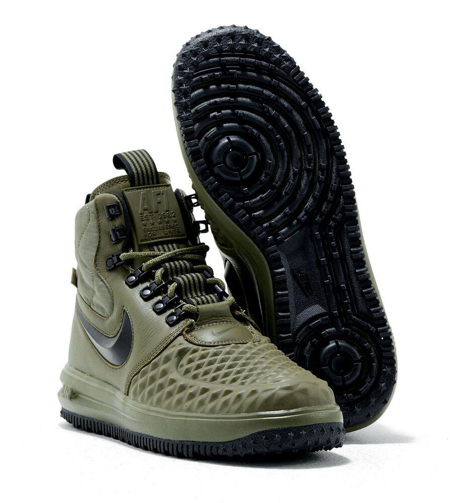 2cfa7100ade NIKE LUNAR FORCE 1 DUCKBOOT 17 HIGH