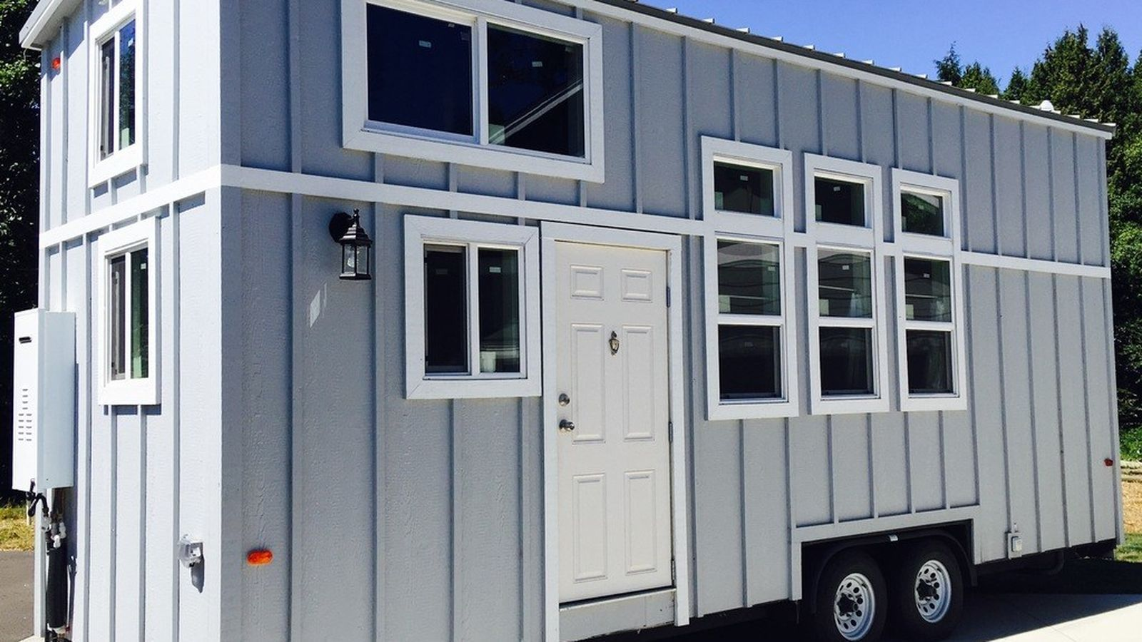 Tricked-out Bellingham tiny house on wheels asks $66K | Tiny