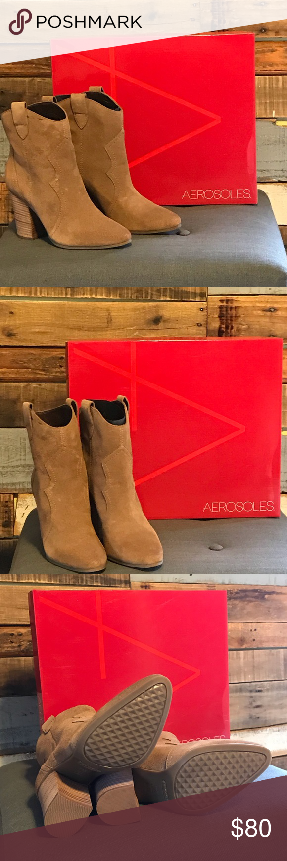 Aerosoles Women/'s Lincoln Square Ankle Boot