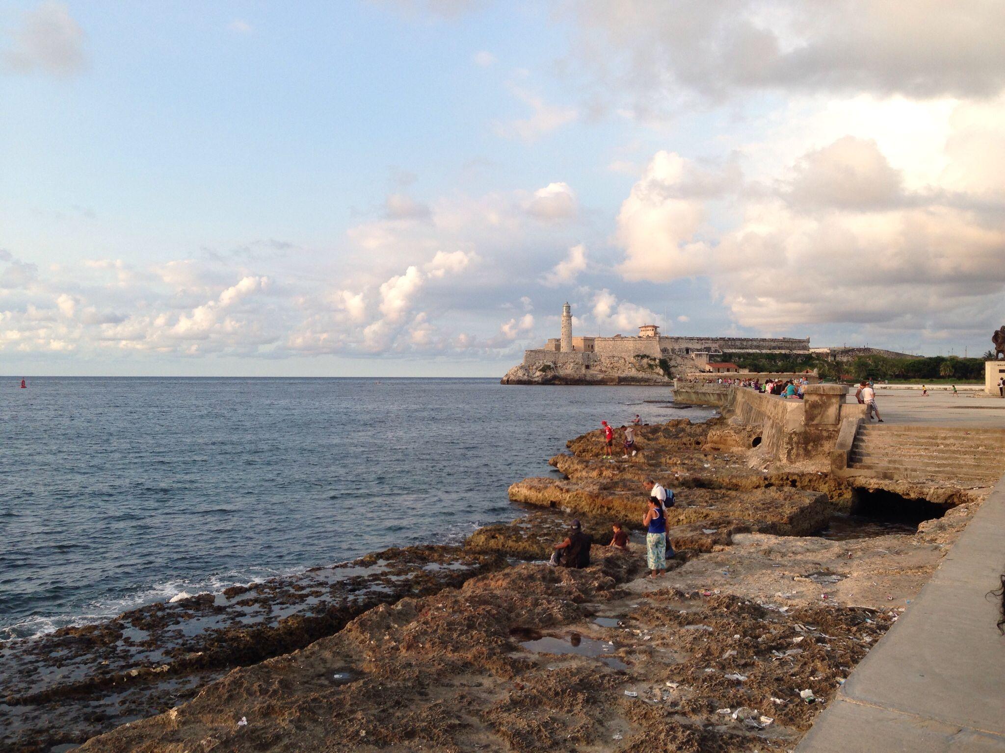 Malecón de Cuba