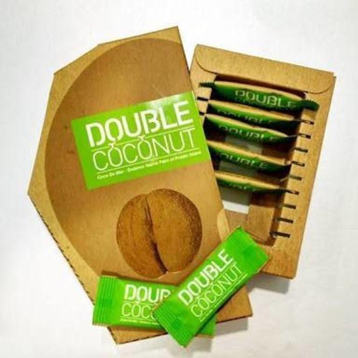 Double Coconut Obat Kuat: Khasiat, Efek Samping, Aturan
