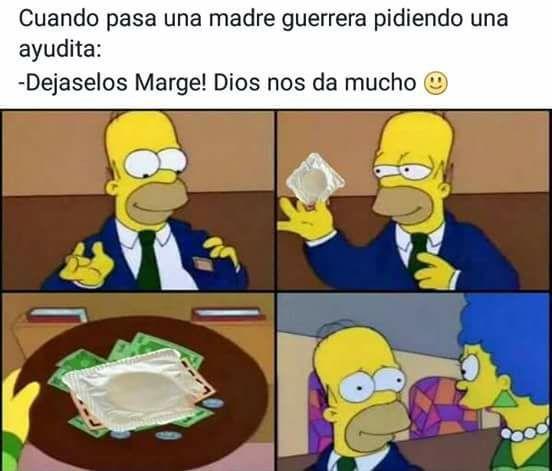Imagenes de Los Simpsons turros guachin (3) - Taringa!