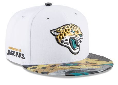 bfebbc6b1a4 NFL Jacksonville Jaguars New Era 2017 Draft Official On Stage 59Fifty  Fitted Hat