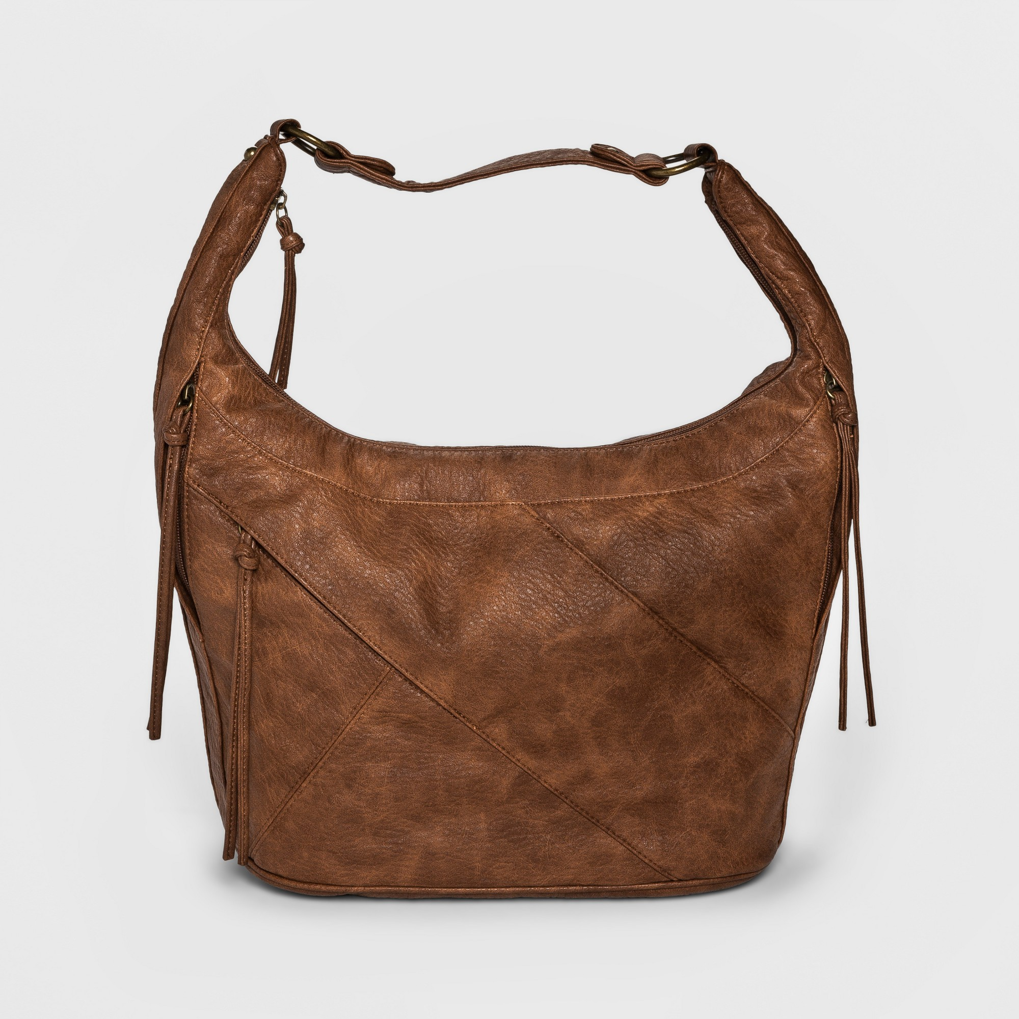 Women s Bueno Pebble Washed Hobo Bag - Tan  ec91f70dce7af