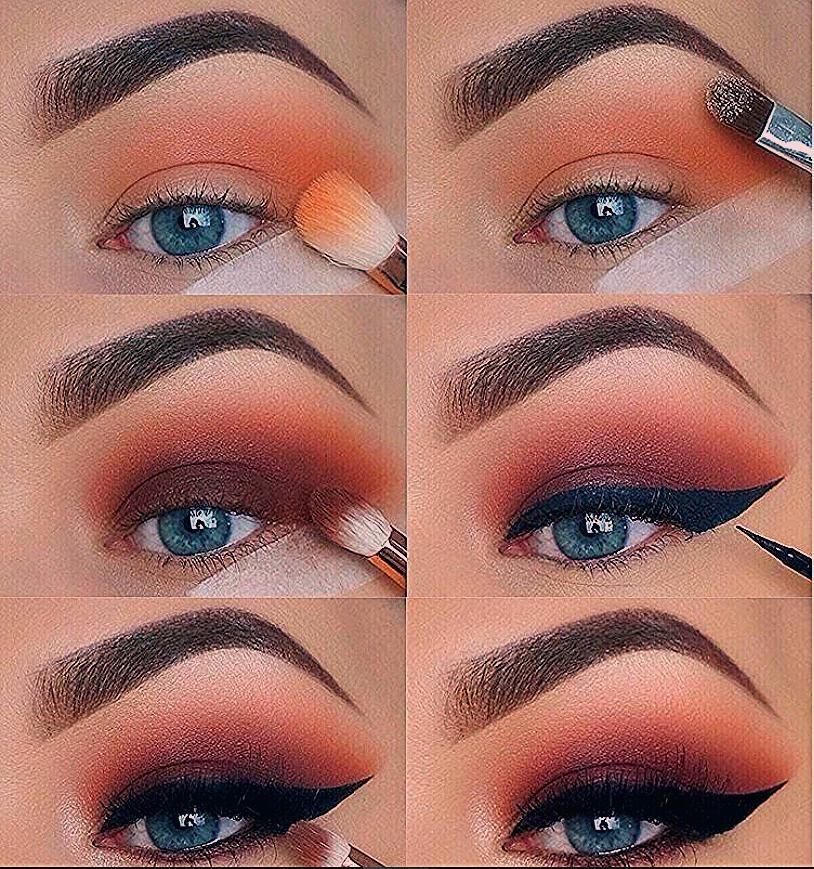 Photo of 60 Easy Eye Makeup Tutorial For Beginners Step By Step Ideas(Eyebrow& Eyeshadow)… – BestBLog