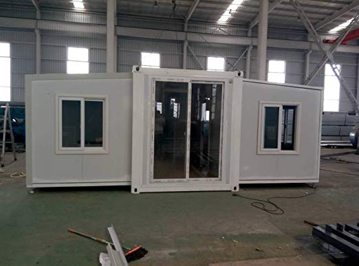 Amazon Weizhengheng Expandable Container House With