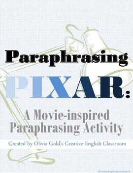 000 Anti Plagiarism Animation Paraphrasing Teaching