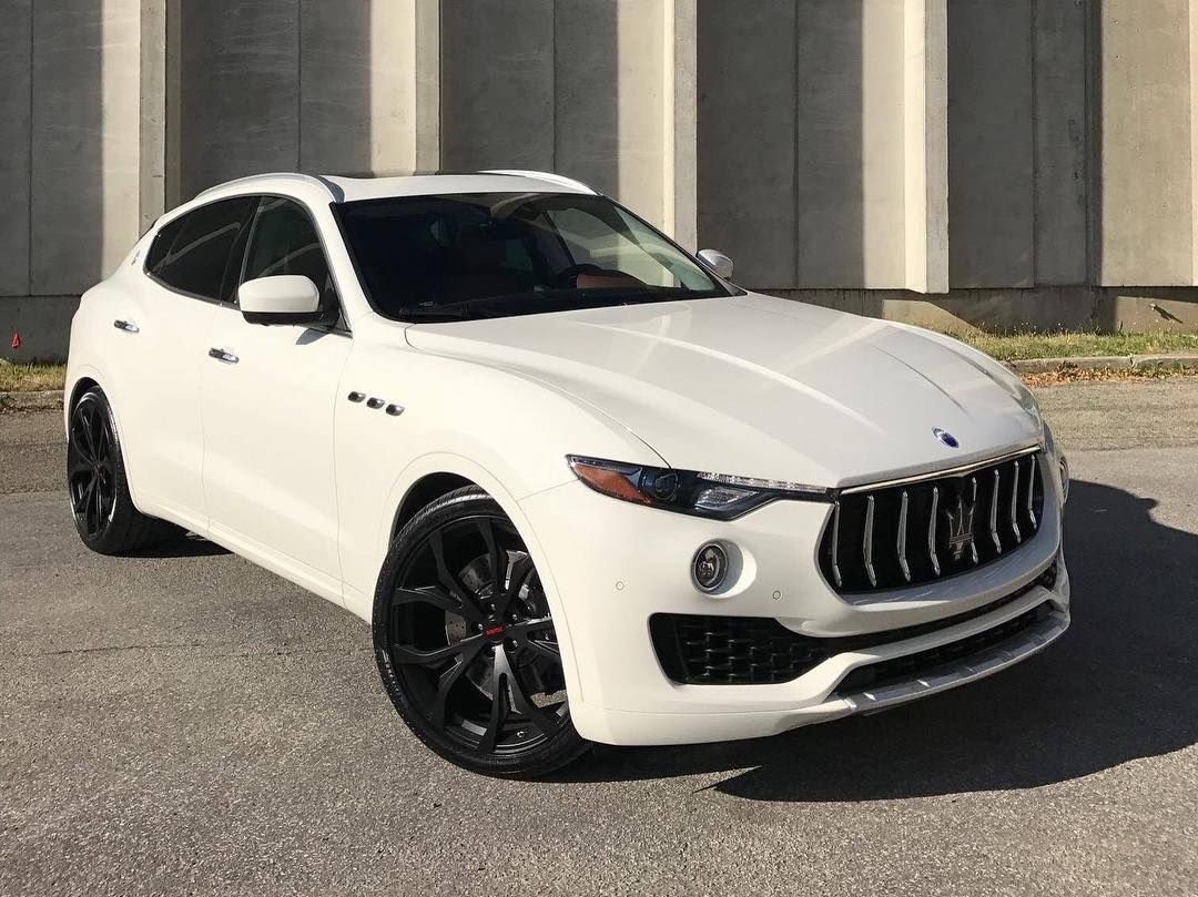 2 037 Likes 22 Comments Italian Cars On Instagram Maserati Levante