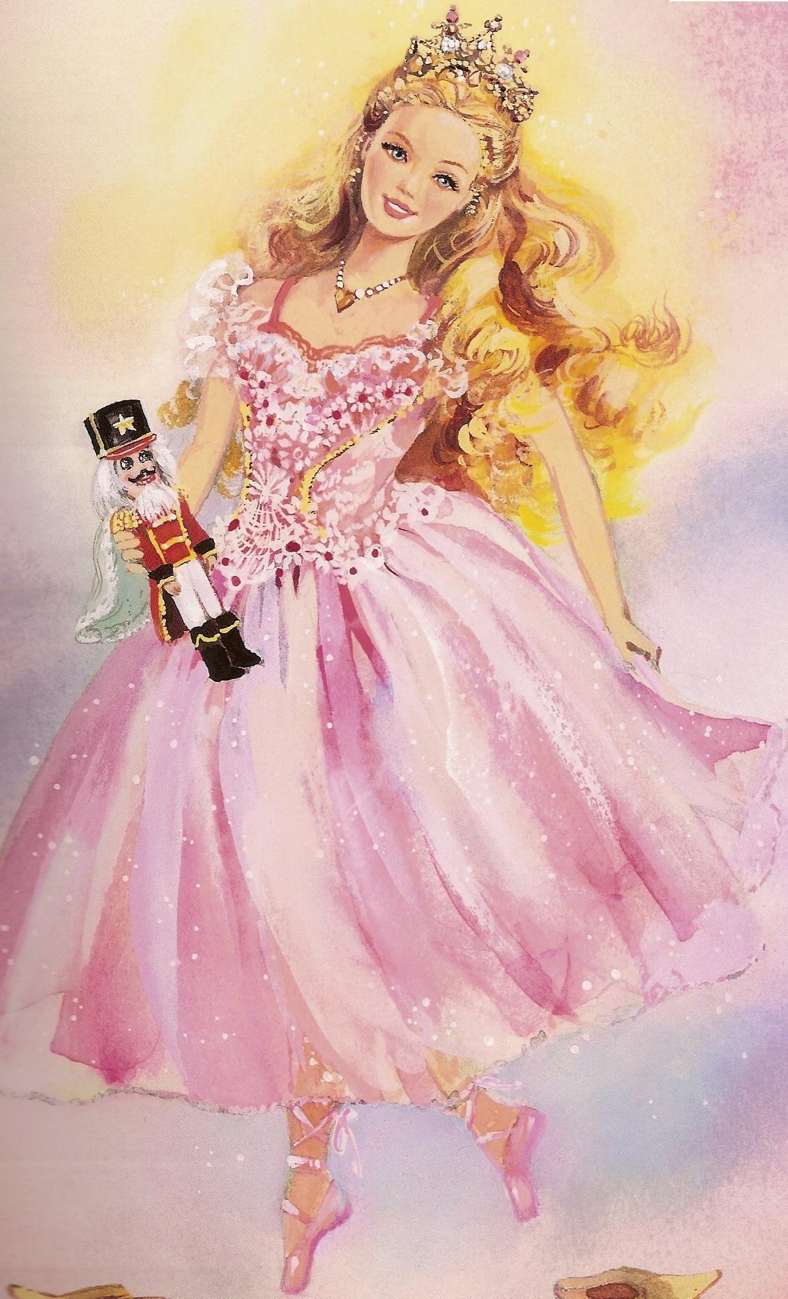 clara the sugar plum princess and the nutcrackeri