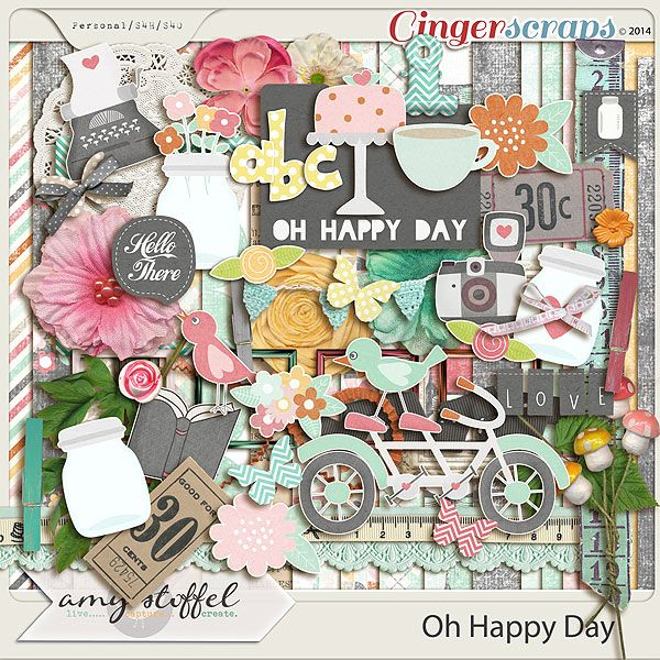 Oh Happy Day FWP included | Amy Stoffel