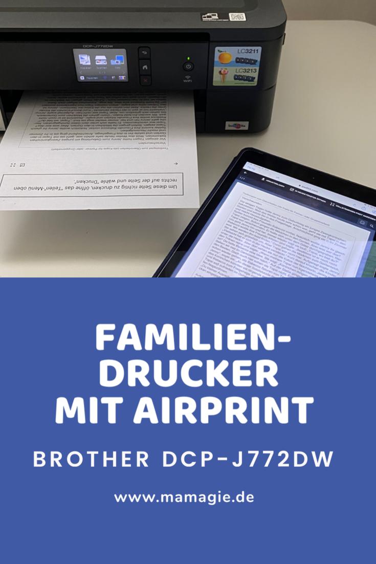 Einfacheres Homeschooling Dank Dem Brother Dcp J772dw Links Zu Kostenlosem Material In 2020 Mitmach Aktionen Ein Brief Entspannen Lernen