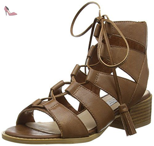 Look Femme Brown Philly Marron New Sandales 37 18tan 1Bw4Tqqv