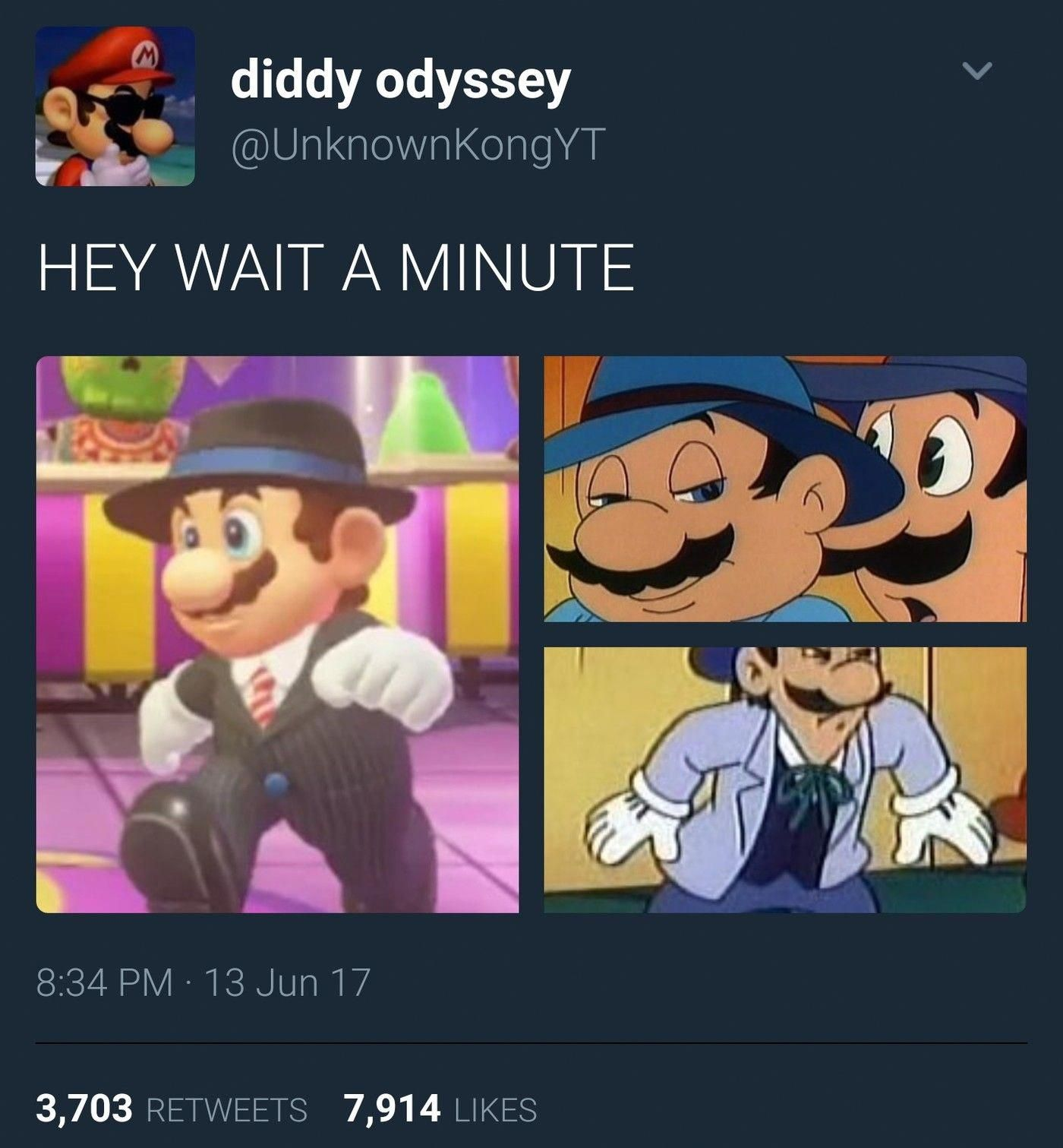 Image Result For Super Mario Odyssey Memes Videogamenews Mario Funny Super Mario Memes Mario Memes