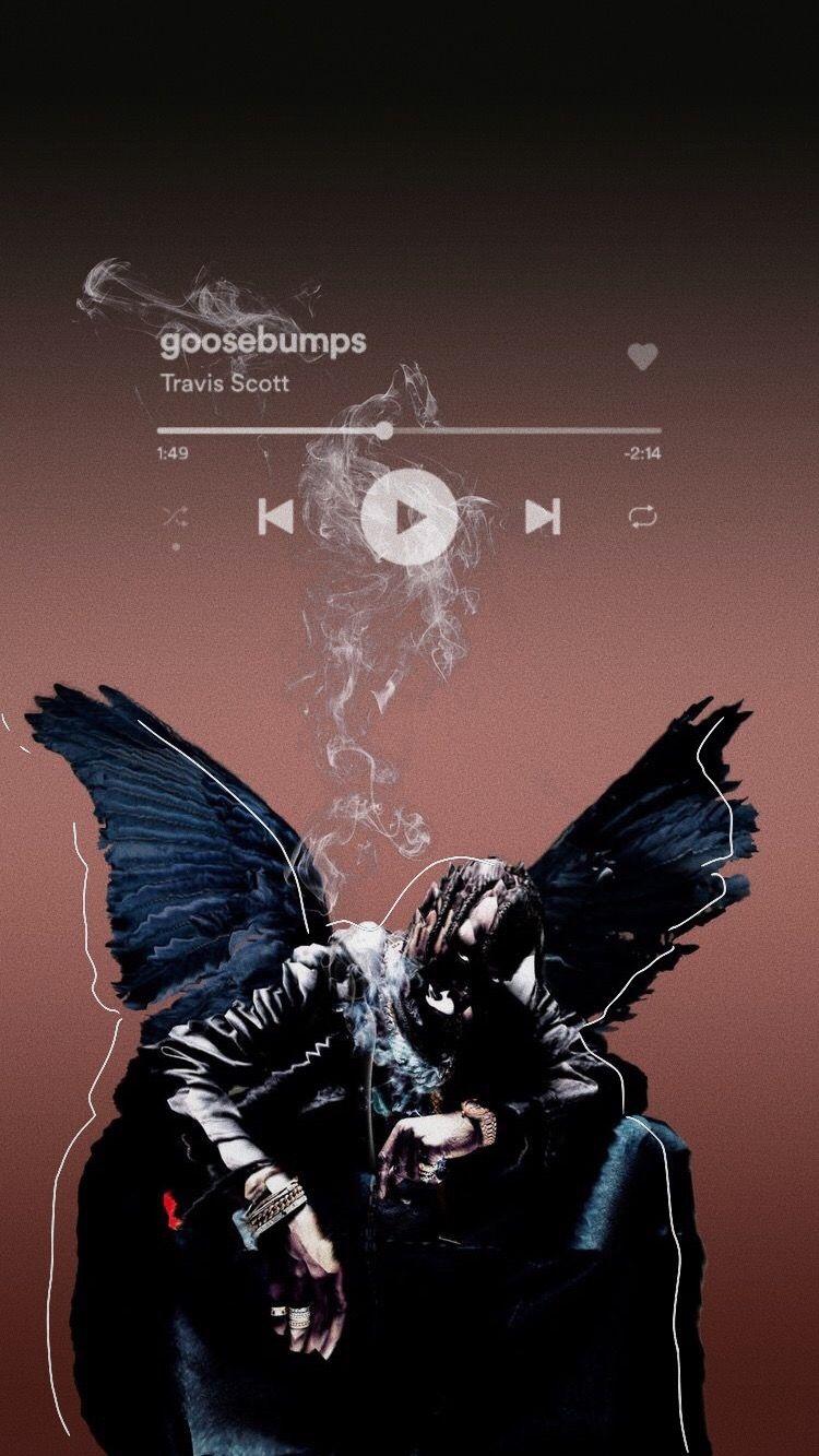 Goosebumps Travis Scott Wallpapers Travis Scott Lyrics Travis Scott Songs