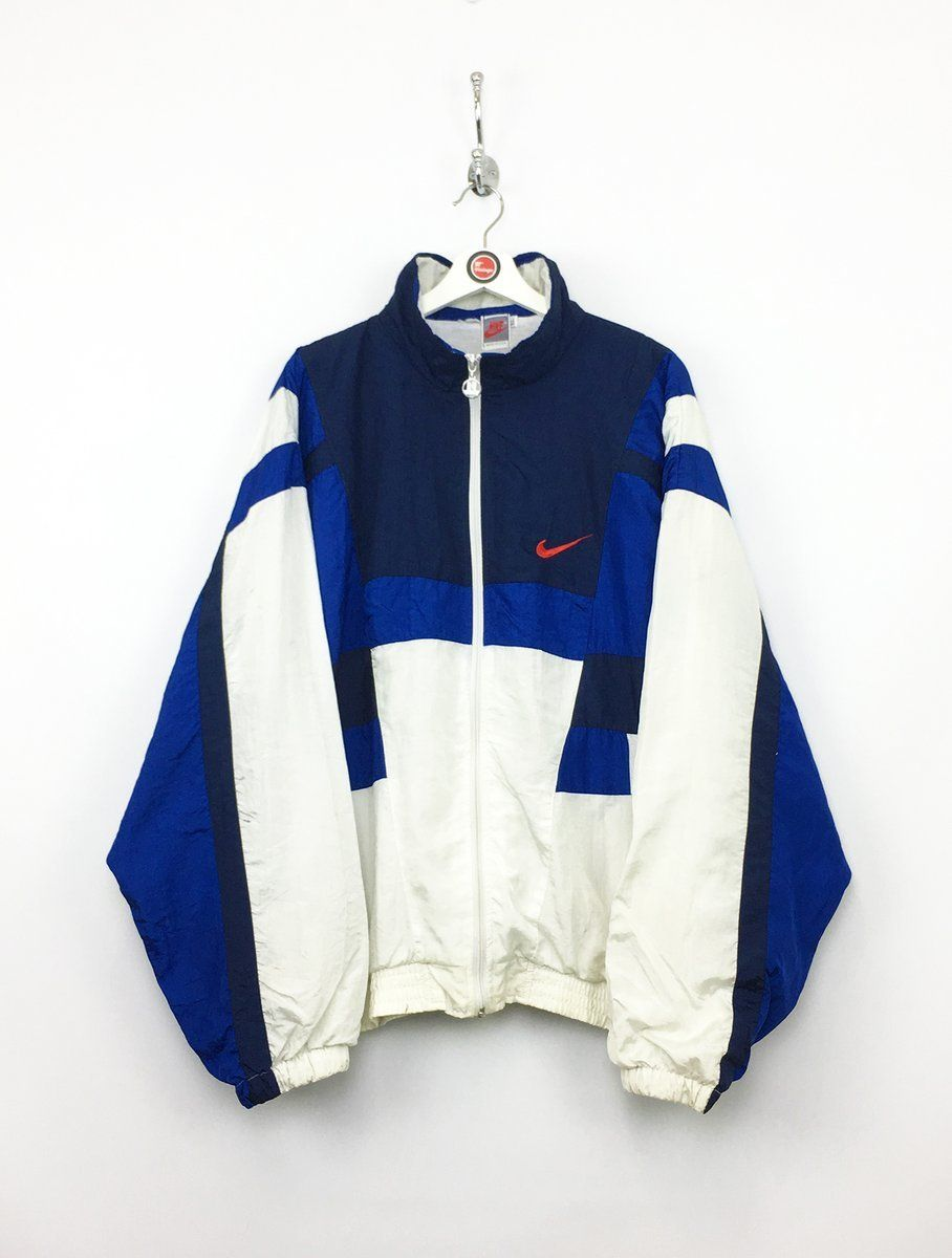 Nike retro jacket | Clothes in 2019 | Vintage outfits