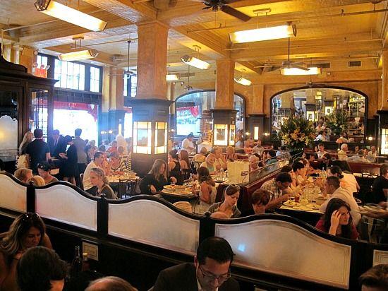 Balthazar (restaurant) - Howling Pixel