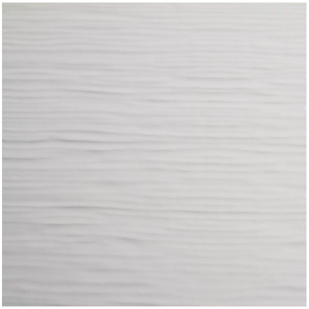 Textured glossy white wall tiles - for the 'glam' bathroom ...