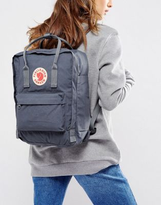 shopping 100% high quality exclusive range Fjallraven Classic Kanken Backpack in Graphite | outfits ...