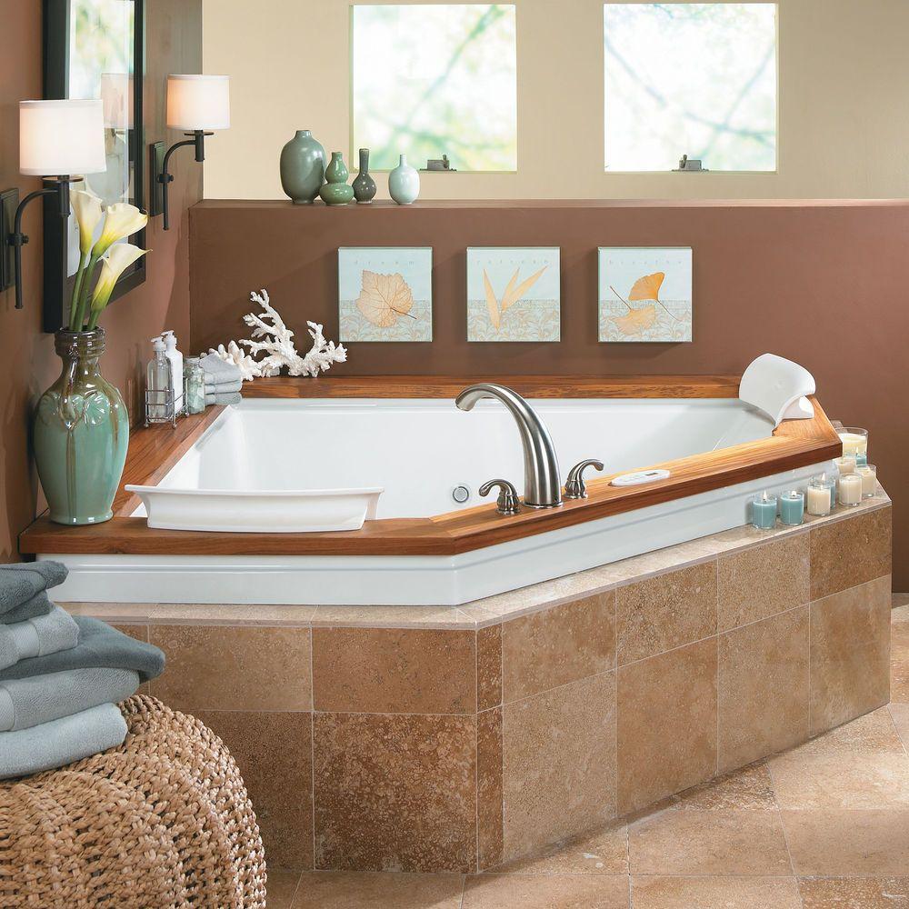 Jacuzzi® Fuzion 65.75 | new home idea\'s | Pinterest | Air tub ...
