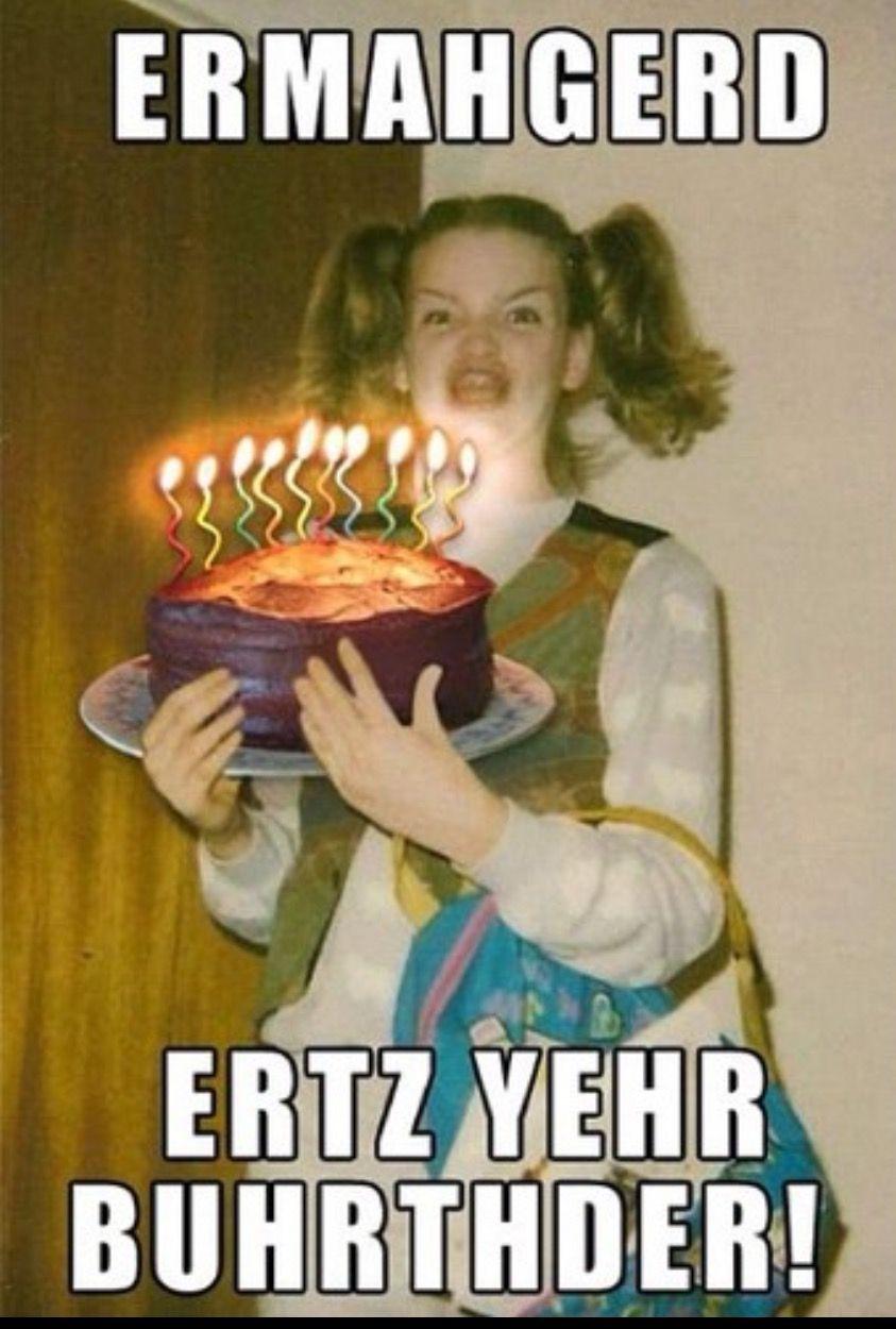Pin by Judy Mumper on Happy birthday memes Funny happy