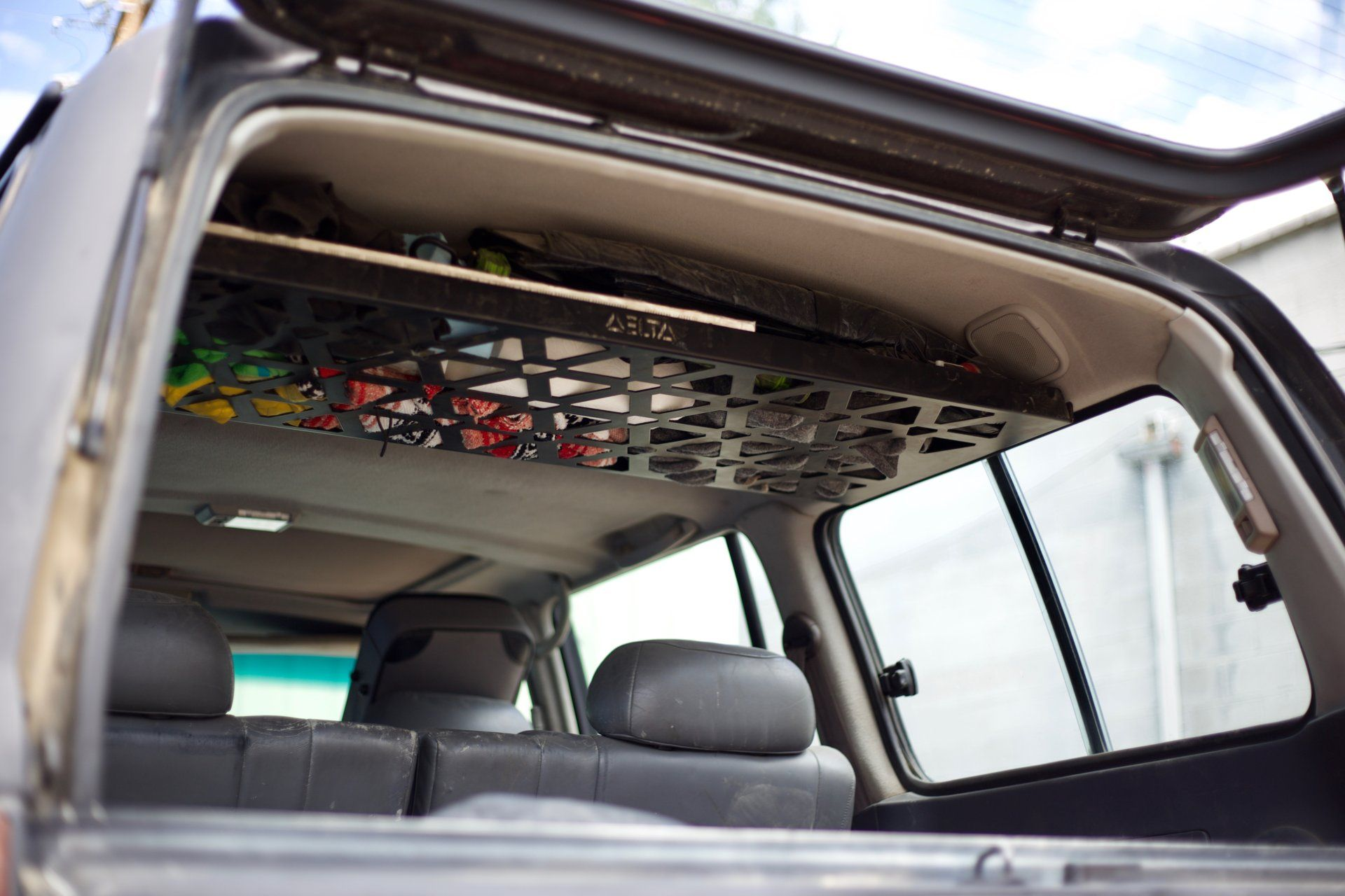 Delta Vehicle Systems Ceiling Storage Options Ih8mud Forum Land Cruiser Parts Land Cruiser 80 Vehicles