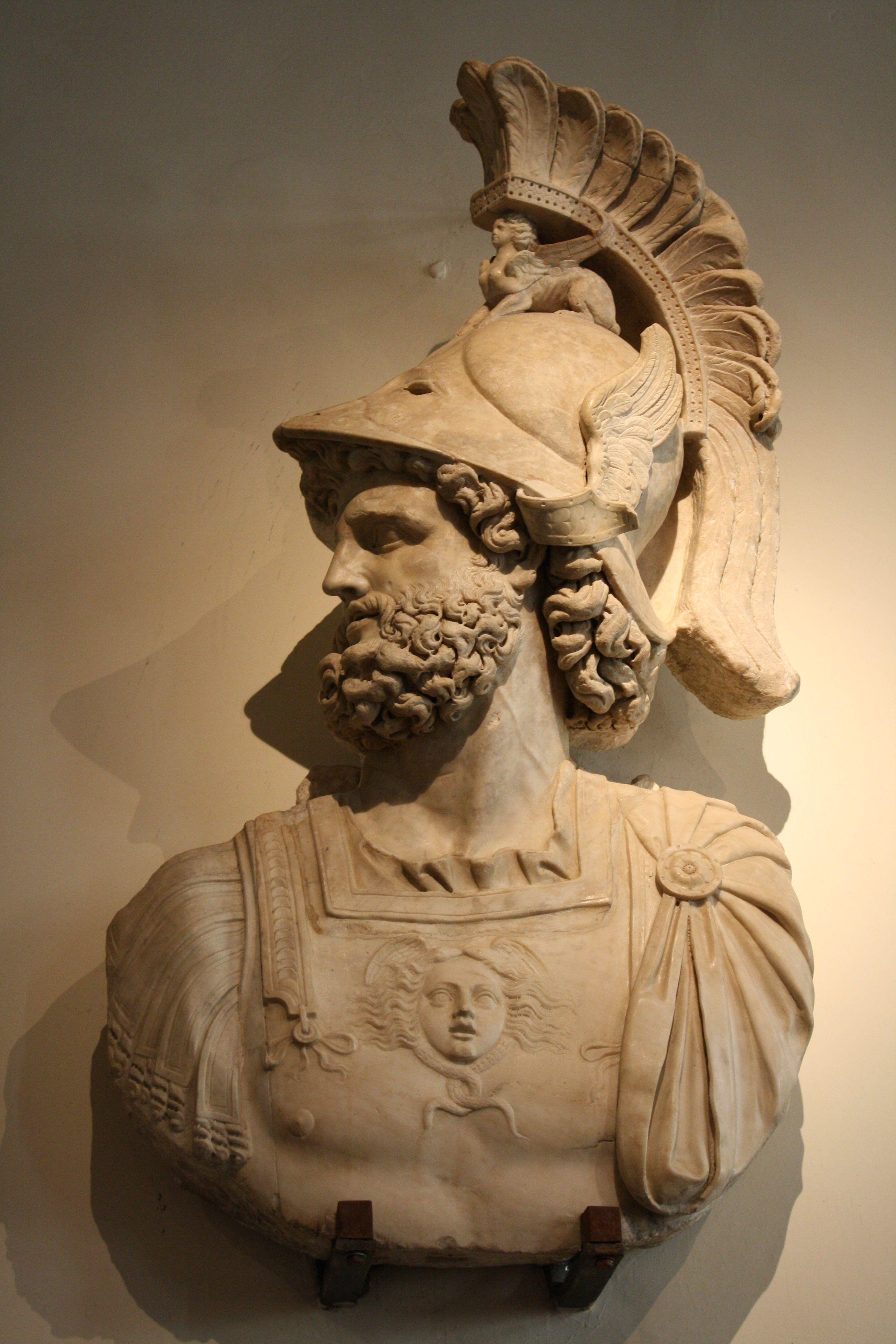 Mars foundations of rome roman mythology roman sculpture god