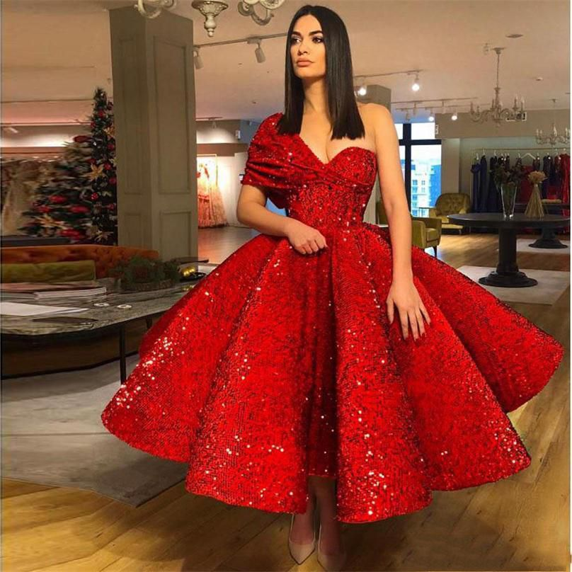 Robes De Soiree Musulmanes Rouges 2019 Robe Longue Pour Mariage Robe Soiree Longue Robes De Gala
