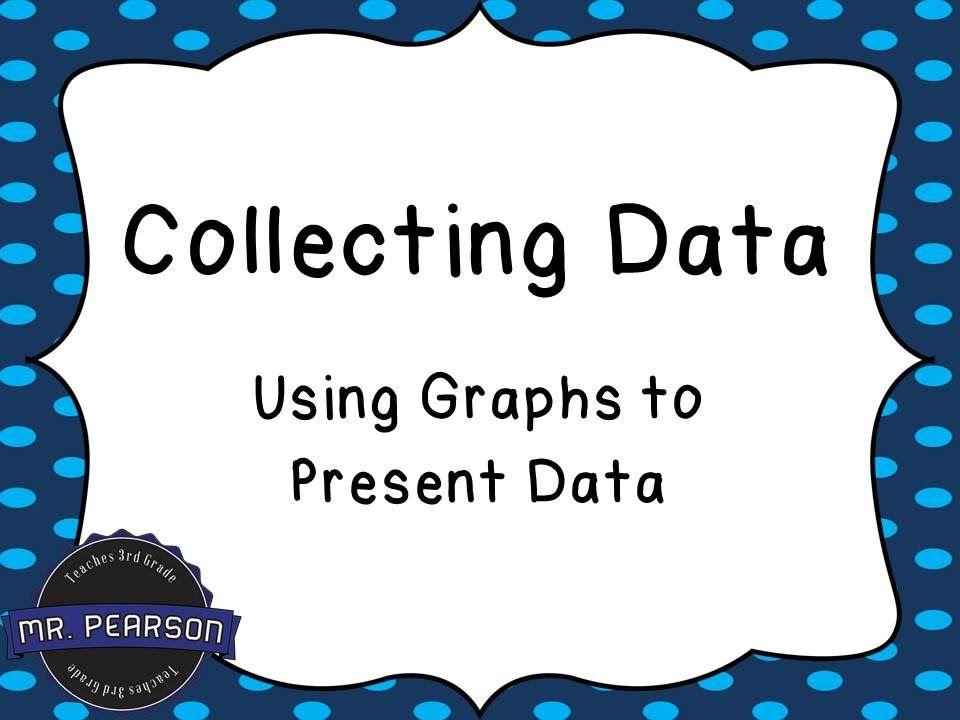 Types Of Graphs Mr Pearson Teaches 3rd Grade Teaching Math Elementary Elementary Math Lessons 3rd Grade Math