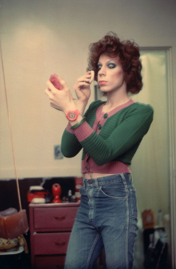 Nan Goldin_Kenny put#22F8A8