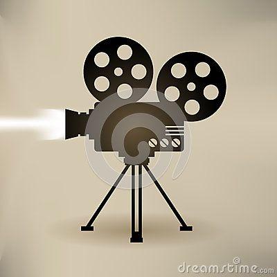 Movie Camera Background Movie Camera Movies Vintage Movies