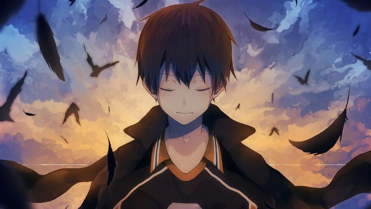Im Not Just A King! {A Kageyama Angst} - ok so heres the pictures