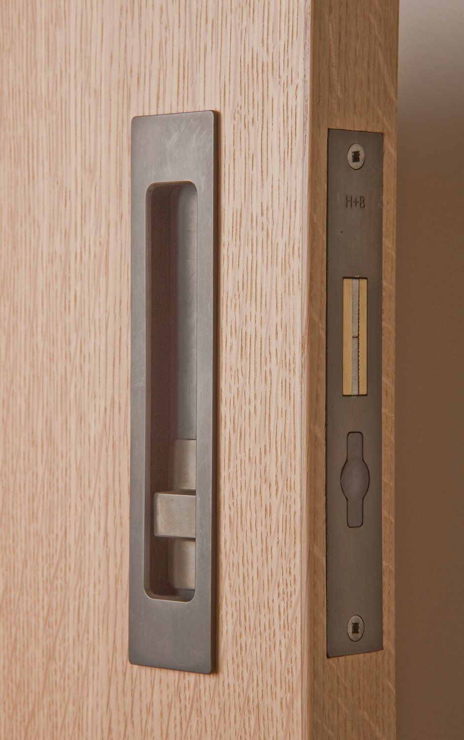 Sliding Door Hardware Hb 690 Privacy Lock Halliday Baillie Barn