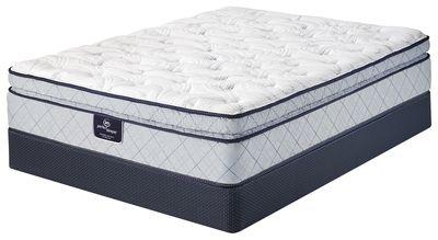 Serta Perfect Sleeper Bradburn Super Pillow Top Mattress Serta