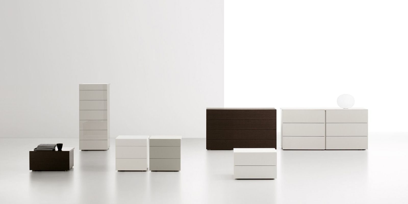 cap dressers and night stands by sangiacomo   spaces of interest ... - Composizioni Soggiorno San Giacomo 2