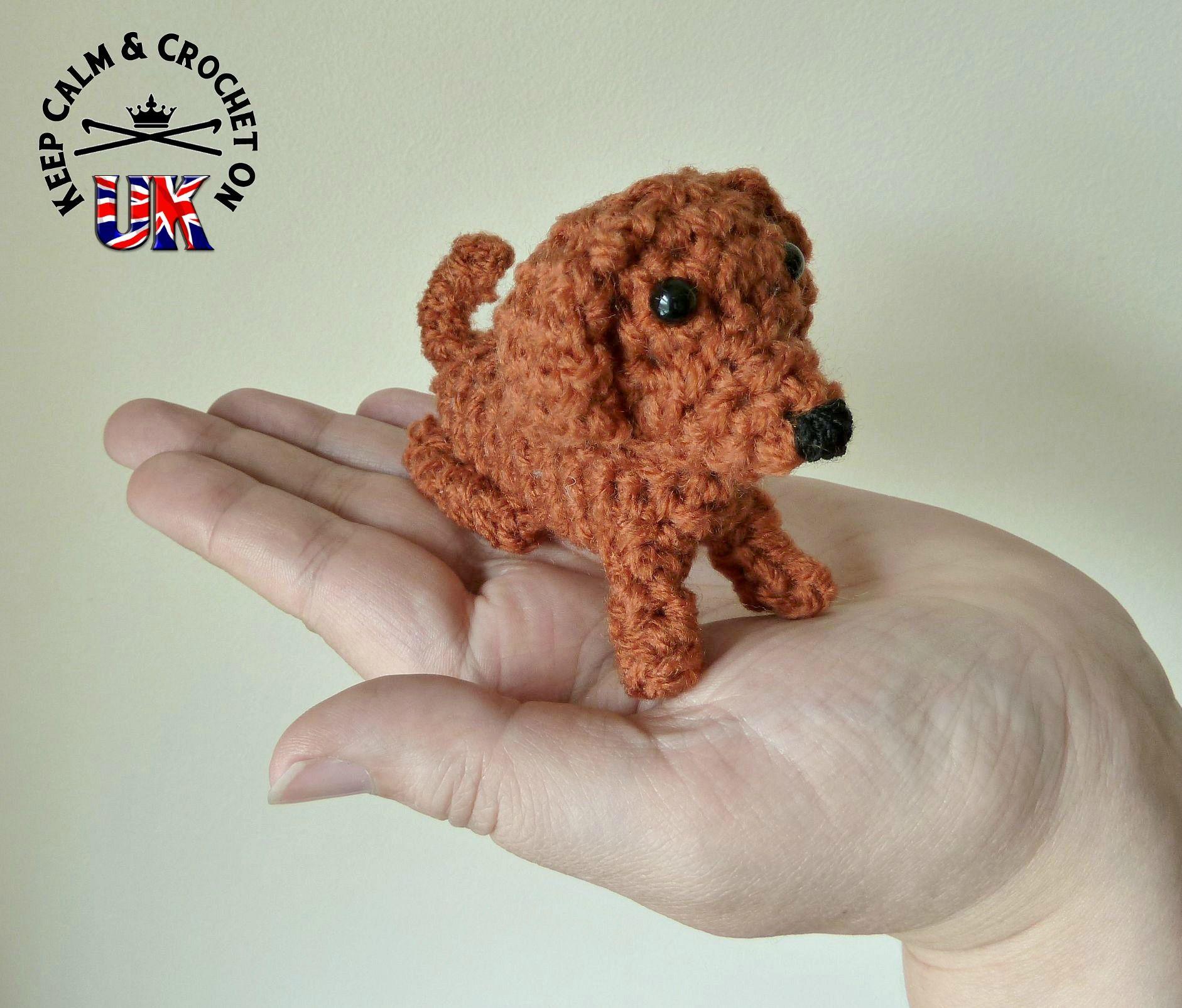 Miniature Crochet Animals (Free Patterns) | 1605x1882