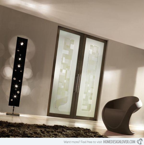Wonderful 15 Modern Interior Glass Door Designs For Inspiration
