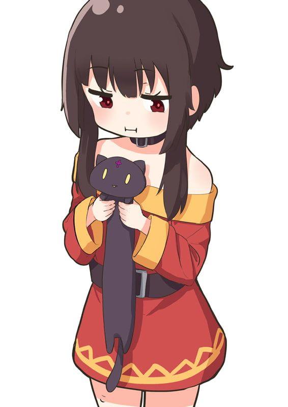 Extra Loooooong Chomusuke Anime Characters Thicc Anime Kawaii Anime