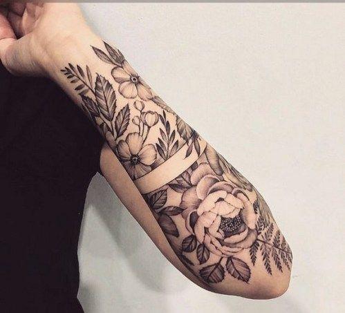 30+ Inspiring Forearm Tattoos Ideas For Women