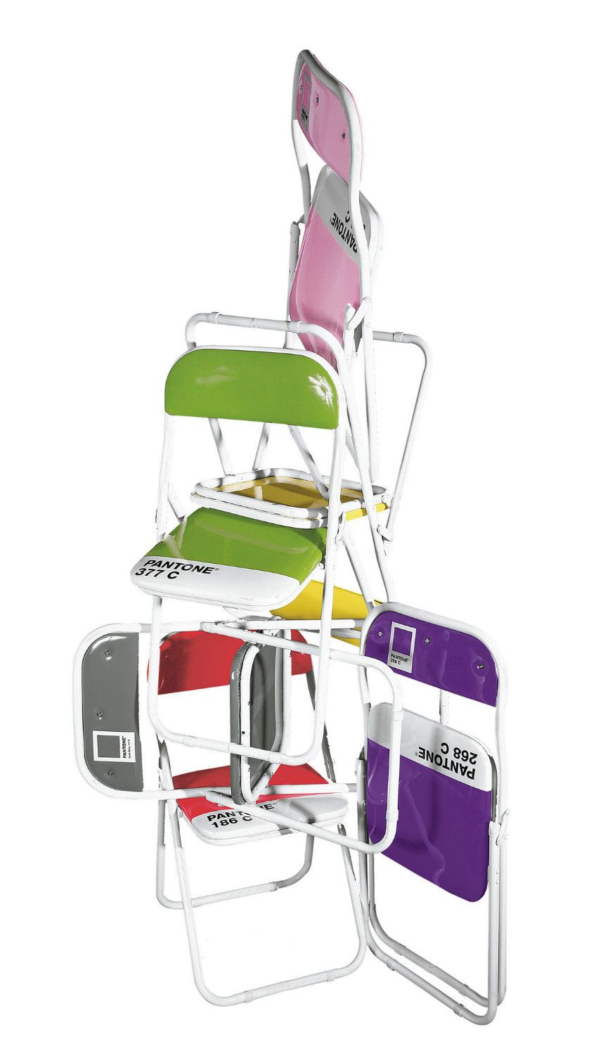 Pantone Chair by Selab for Seletti | Chairs | Pinterest