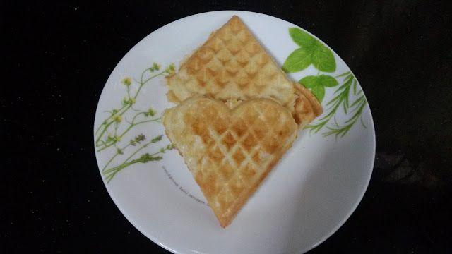 Blog Resepi Shafiqah Resepi Waffle Paling Sedap Mudah Dan Simple Waffles Food Simple