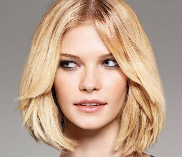 Frisuren Fur Mittellanges Haar Stylings Fur Den Herbst Neu Haar