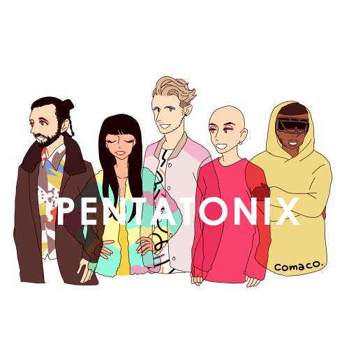 pentatonix perfume medley - Google Search