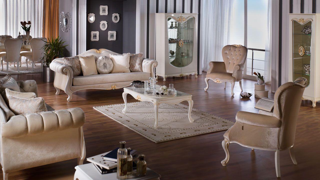 Queen deluxe tak m stikbal mobilya ev dekorasyonu for Mobilya design