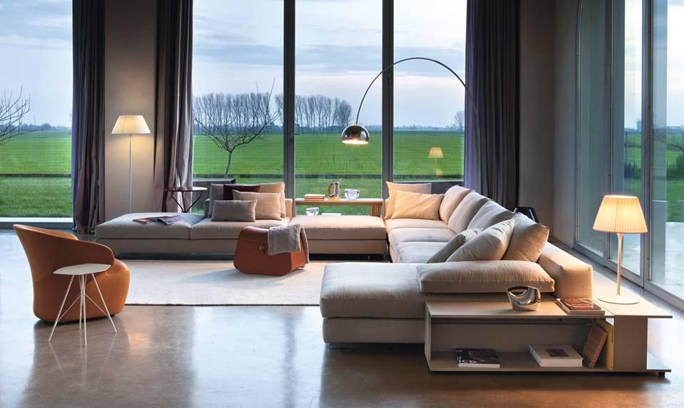 Arom Design By Noe Duchaufour Lawrance Luxury Living Room Sofa Design Modern Living Room
