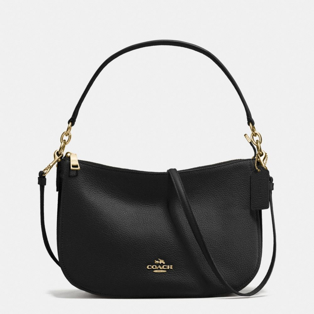 6735a8d5 COACH Chelsea Crossbody in Pebble Leather. #coach #bags #shoulder ...